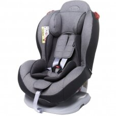 Autokėdutė 4Baby RODOS light grey