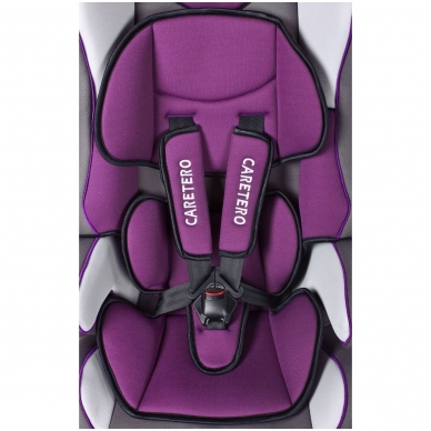 Automobilinė kėdutė VIVO, PURPLE, CARETERO 2