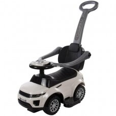 Stumdukas SunBaby SPORT CAR 3in1, baltas