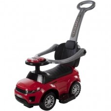 Stumdukas SunBaby SPORT CAR 3in1, raudonas